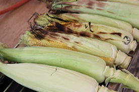 Sweetcorns can be eaten raw or cooked